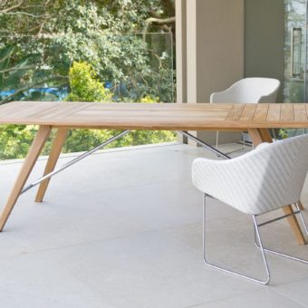 Ella Dining Chair Stellar - Couture Outdoor