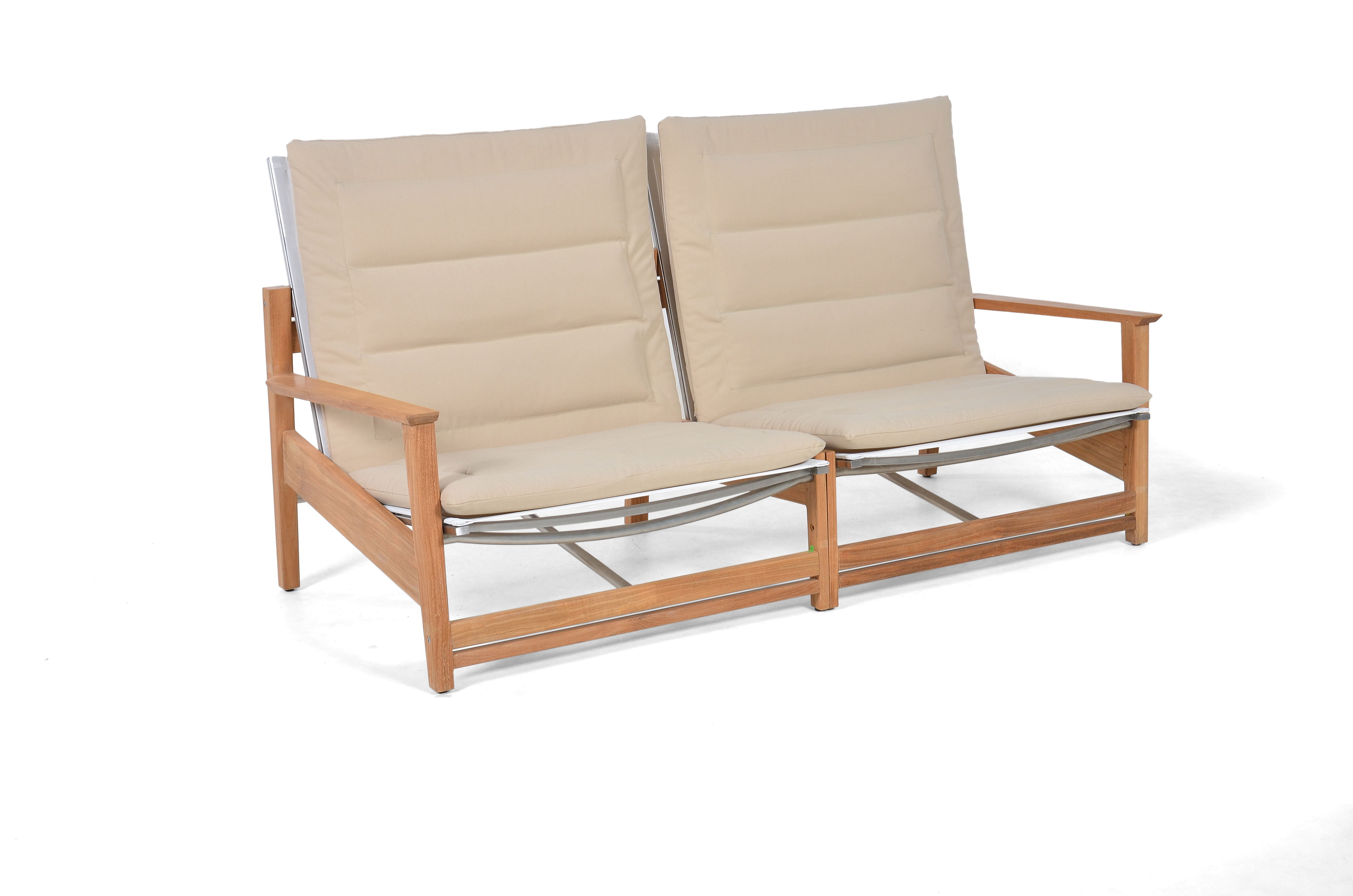 Eli reclining 2 seater sofa stellar couture outdoor for 2 seater chaise sofa for sale