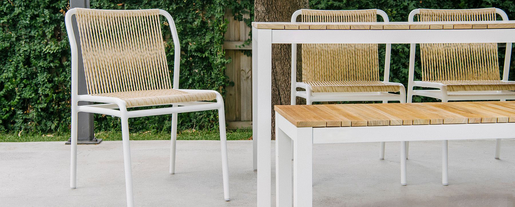 Flyn Dining Chair Stellar Couture Outdoor