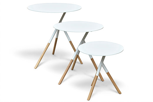 Piper Side Table Houston - Couture Outdoor
