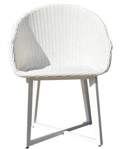 Sofia Dining Chair Luxury Outdoor Furniture Restaurant
