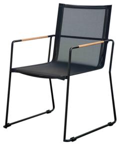 Tobi Dining Chair Luxury Modern Outdoor Restaurant Furniture