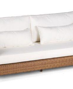 Delmer 2 Seater Sofa Wicker Hospitality Patio Furniture