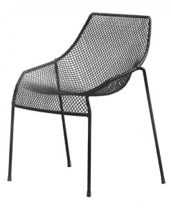 Cielo Dining Chair Armless Luxury Modern Contract Hospitality Commercial Outdoor Furniture