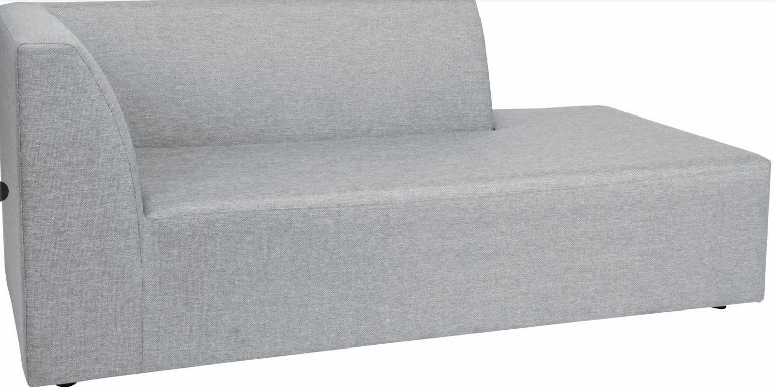 Aphrodite Modular Gray Outdoor Fabric Modern Outdoor Furniture Bold