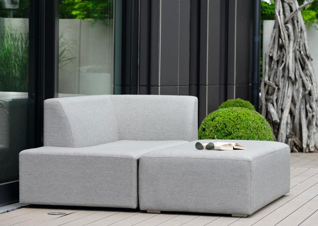 Awesome Aphrodite Modular Outdoor Fabric Outdoor Furniture Bold Modern Adjustable  Backrest
