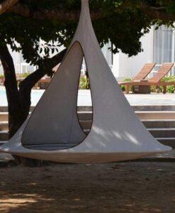 Abode open modern hammock tree swing 4