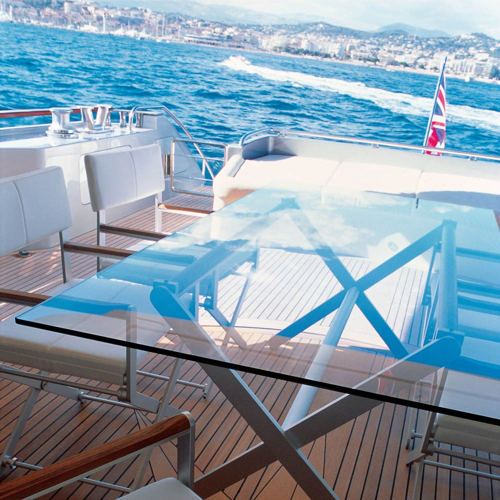 Yacht Dining Table Couture Outdoor