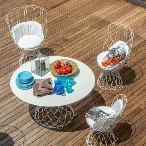 Capri Luxury OutdoorCapri Luxury Outdoor Dining Collection