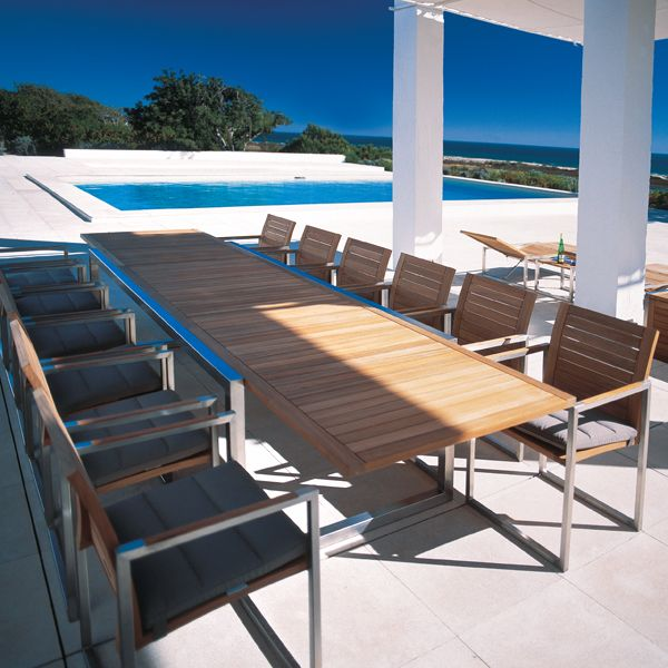 Ninix Dining Table Couture Outdoor