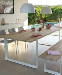 Manutti Prato Contemporary Dining Table