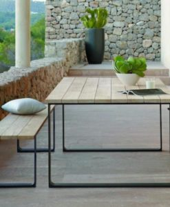 Manutti Prato Contemporary Dining Table Hamptons
