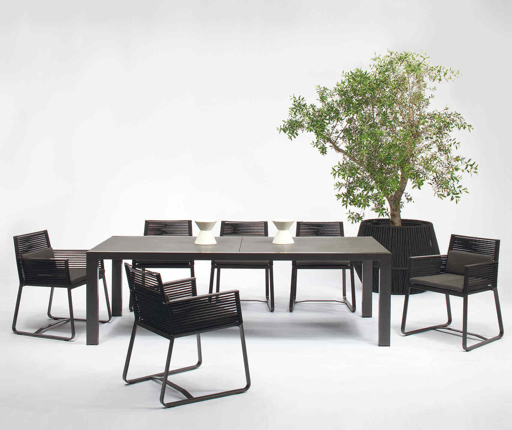 1100 2702c kettal landscape dining table kettal landscape dining collection