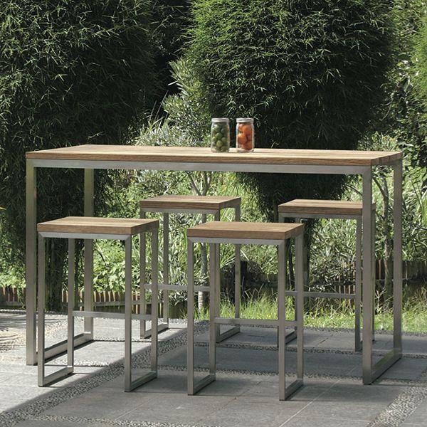 1200 2801c Luxury High Bar Table