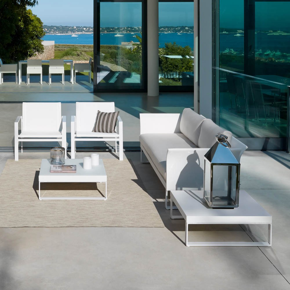 Aura Side Table - Couture Outdoor