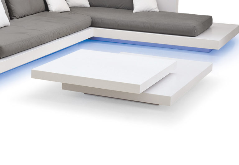 Air Platform Coffee Table Luxury Illuminating