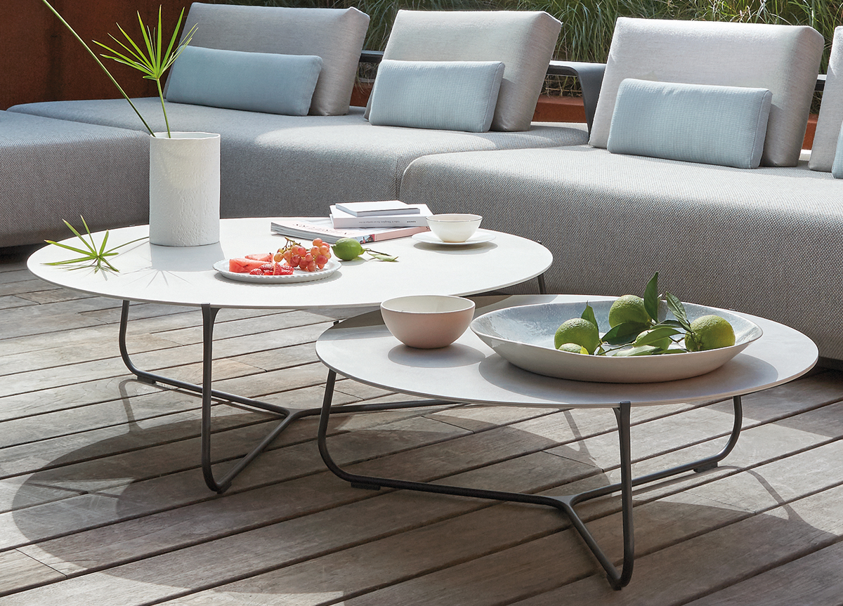 Manutti Mood Contemporary Coffee Table Contract ...