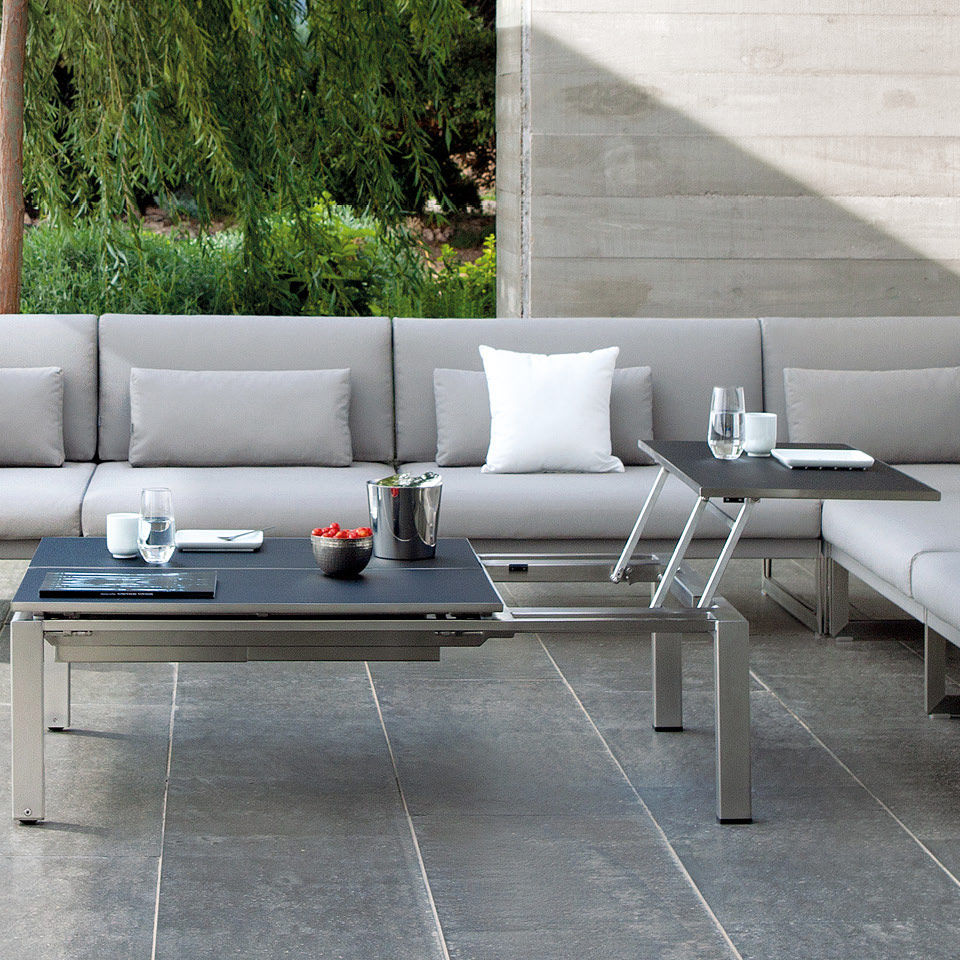 Modern Beach Coffee Tables: Modern Luxurious Trento Tip Coffee Table Contract Hotel