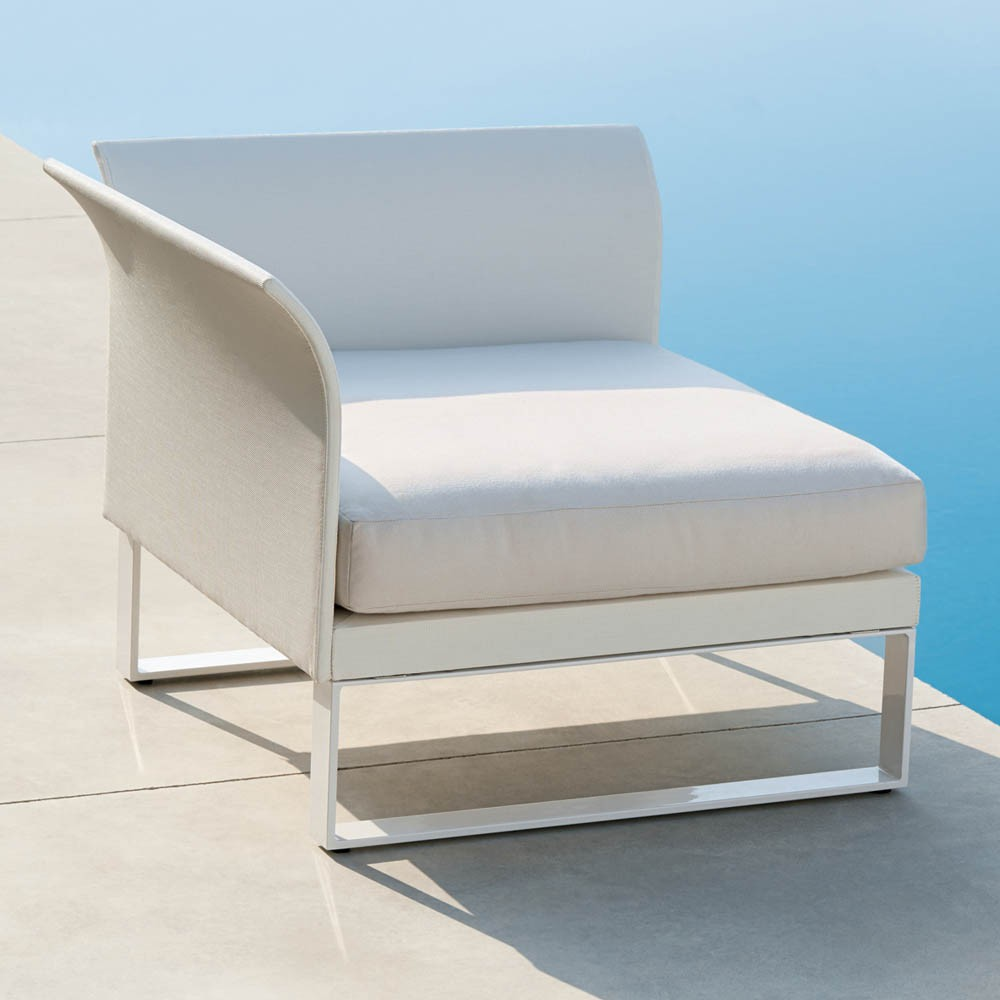 Missoni Home Outdoor Folding Chair Regista: Couture Outdoor