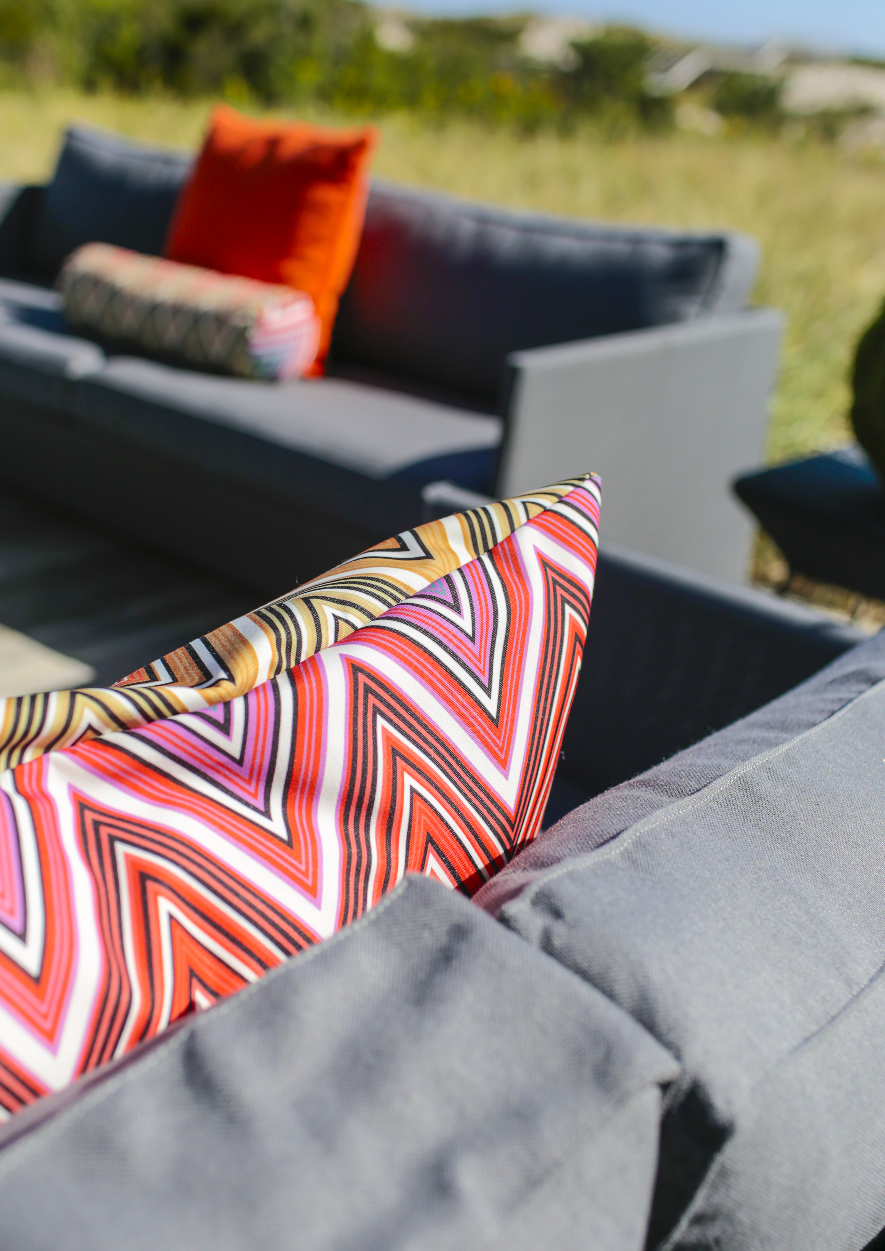 Diamond 2 Seater Sofa By Cane Line Couture Outdoor