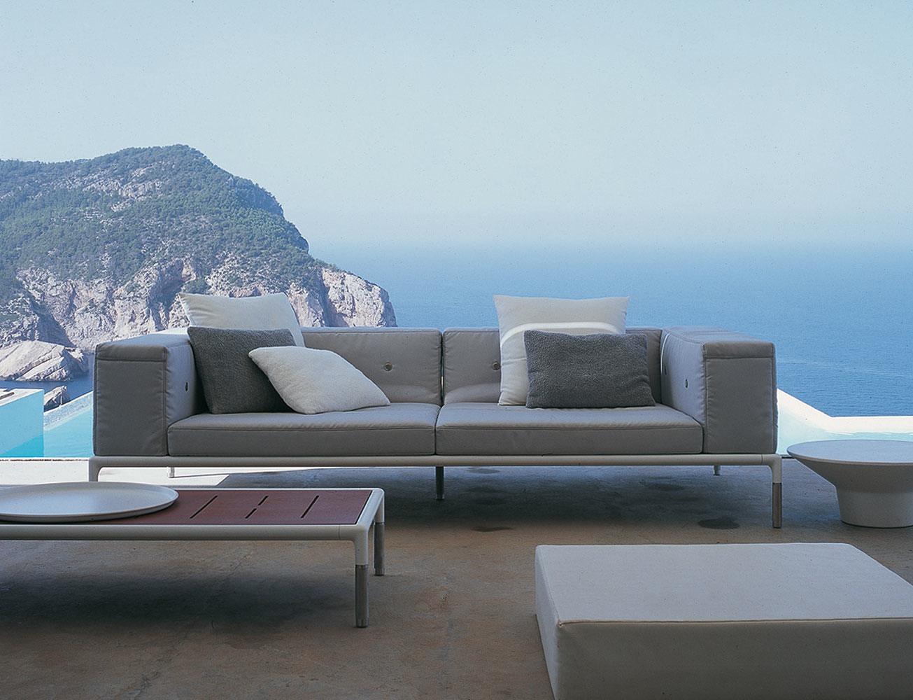 B Amp B Italia Springtime 2 Seater Sofa Couture Outdoor