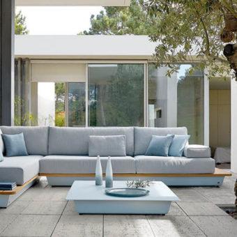 Manutti air 3 seater sofa