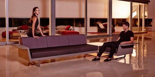 3300-4000a_Vondom_Flat_Modern_3_Seater_Sofa