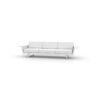 3300-4000d_Vondom_Flat_Modern_3_Seater_Sofa