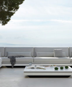manutti elements sectional sofa modular modern outdoor furniture