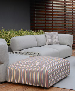 Modern Steel Water Repellent Modular Sofa