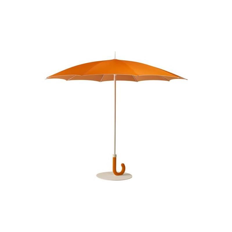 Jean Modern Art Umbrella With Unique Umbrella Base Couture Outdoor