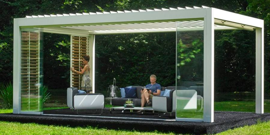 Pergola Custom Residential Couture Outdoor