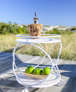 bar cart trolley outdoor
