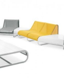 Amore Ego Paris modern furniture luxury modular high end teak or corian