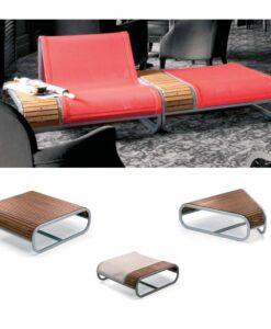 amore modular teak club chair