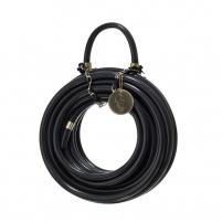 black hose like purse