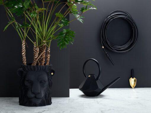 designer black hose modern luxury