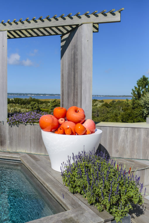 Decorative Apples by couture outdoor
