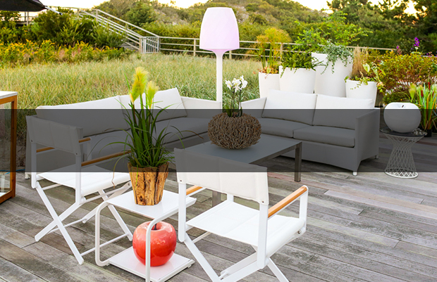 Luxury European Design Outdoor Furniture