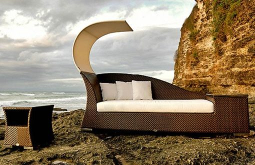 3500-2303a_Luxury_Cooler_Champagne_Wicker_Chaise_Lounger