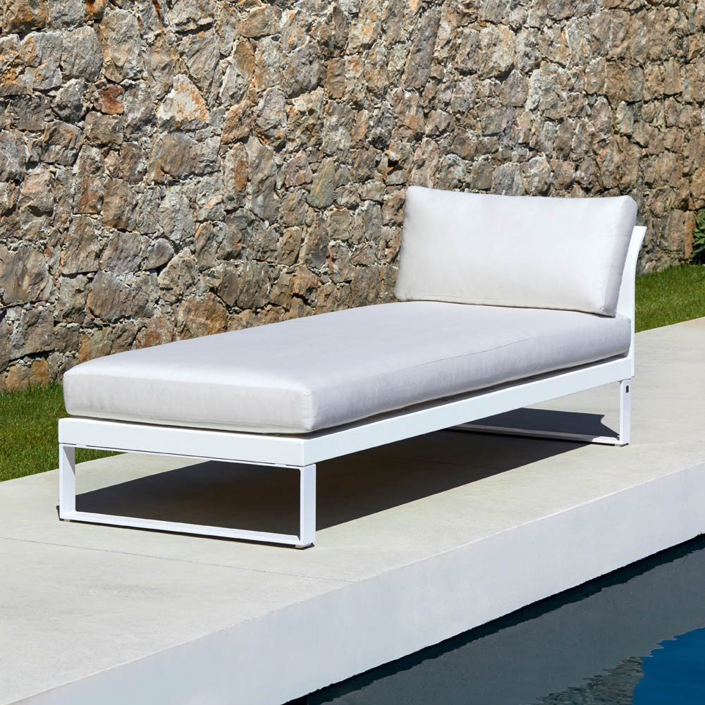 Aura Modular Daybed Couture Outdoor
