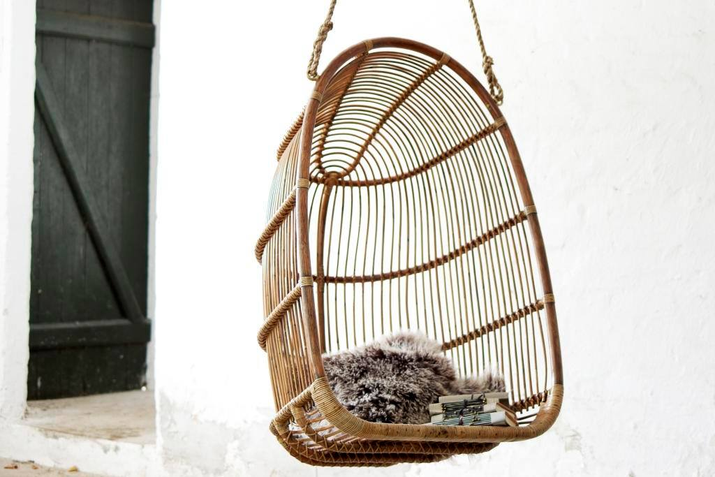 Egg Swing Chair Couture Outdoor