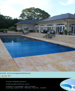 All Seasons Year Round Award Winning Automatic Pool Cover
