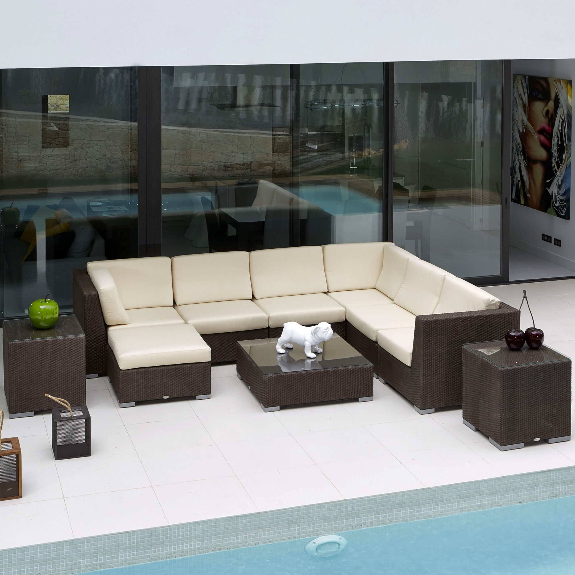 Sectional Couches Las Vegas Nv: Skyline Pacific Modular Sofa
