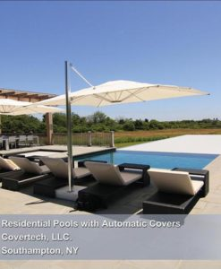 Award Winning Residential Automatic Pool Cover