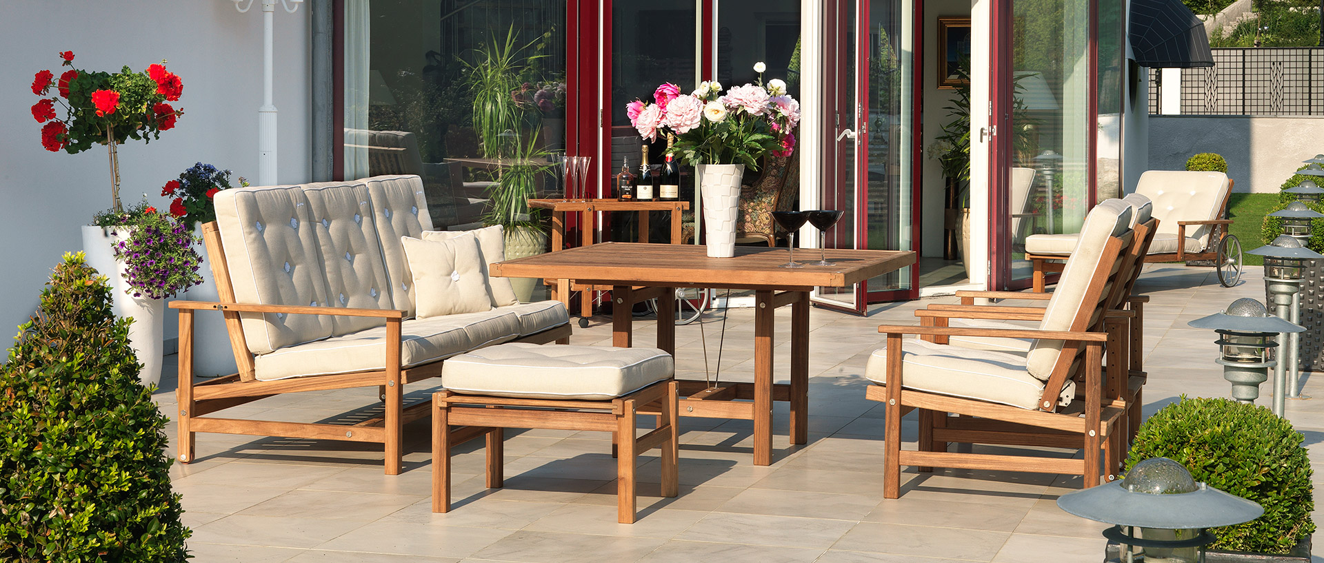 Axel Classic Lounge Area Collection Couture Outdoor