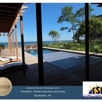 Award Winning Automatic Pool Cover Covertech