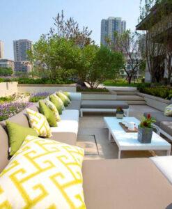 Aura Modular Sofa Modern Hospitality & Commercial Sectional