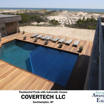 Award Winning Covertech Automatic Residential Pool Cover