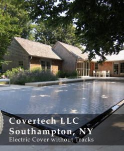 Award Winning Automatic Pool Cover